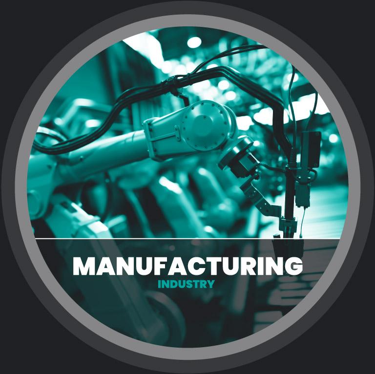 manufacturing equiptment