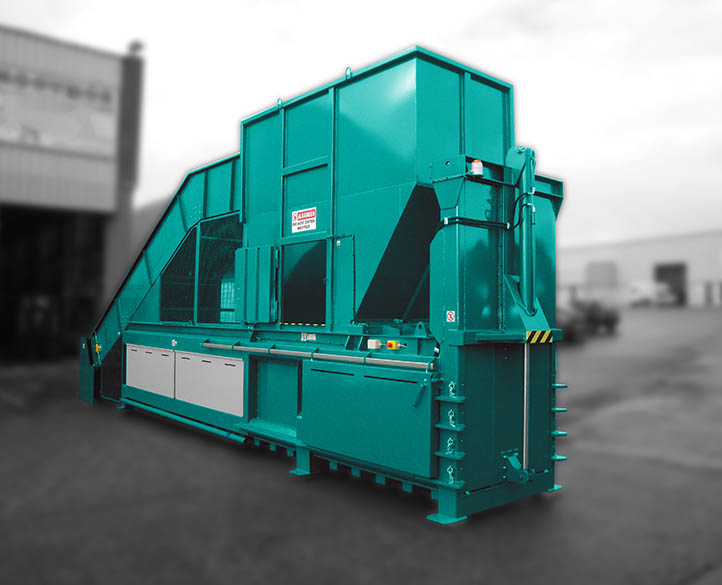Moovmor-Horizontal HX800-80T with customised automatic loader