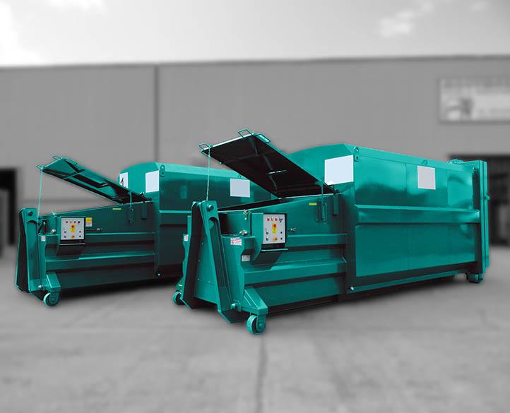 heavy duty portable compactors
