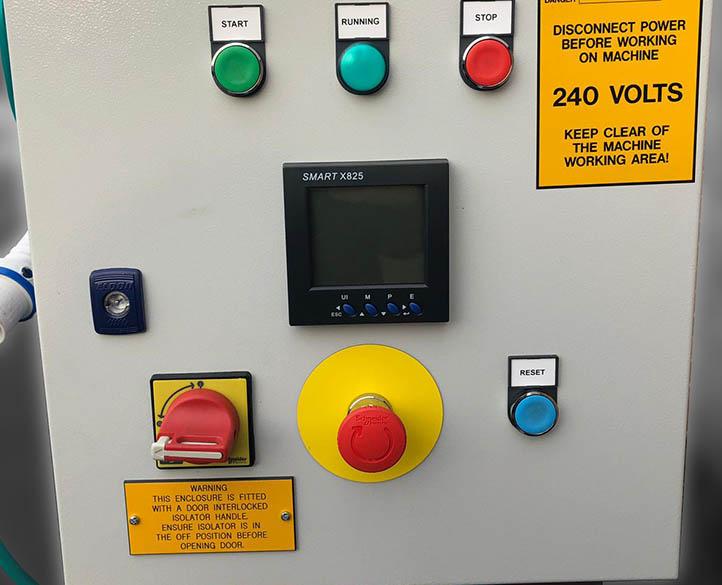 control panel for Moovmor-SC1100