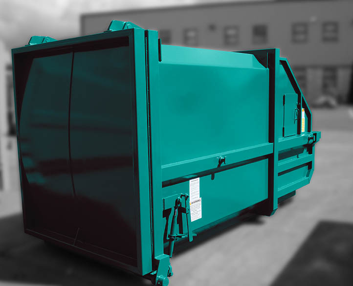 Portable Waste Compactor suitable for Hotels, Hospitals Food & Catering Operations.