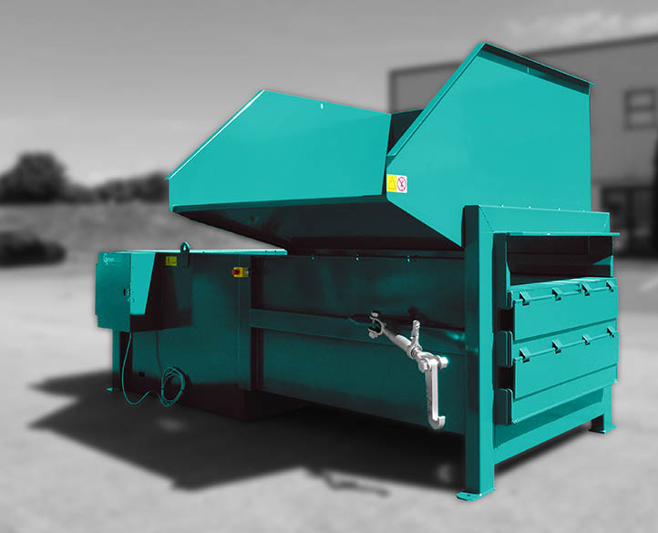 Moovmor 3000 Static Waste Compactor