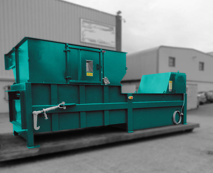 Compact High Performance Waste Recycling Solution