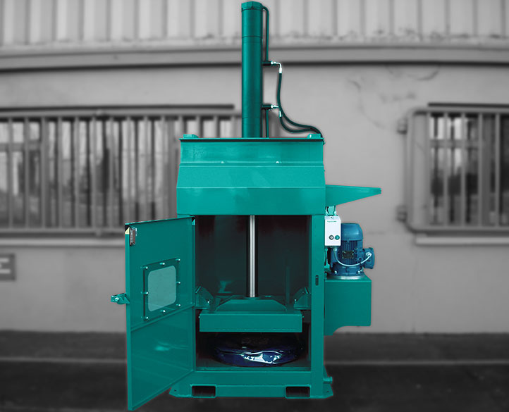 single drum crusher VDC 200 Model