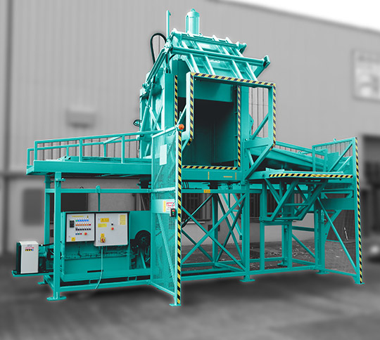 moovmor speciality drum crusher product range