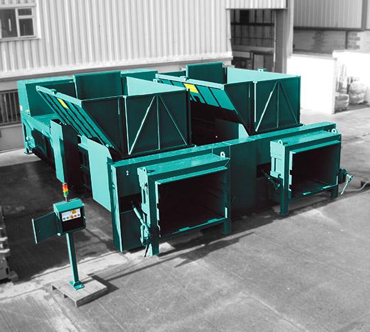 moovmor waste compactor product range