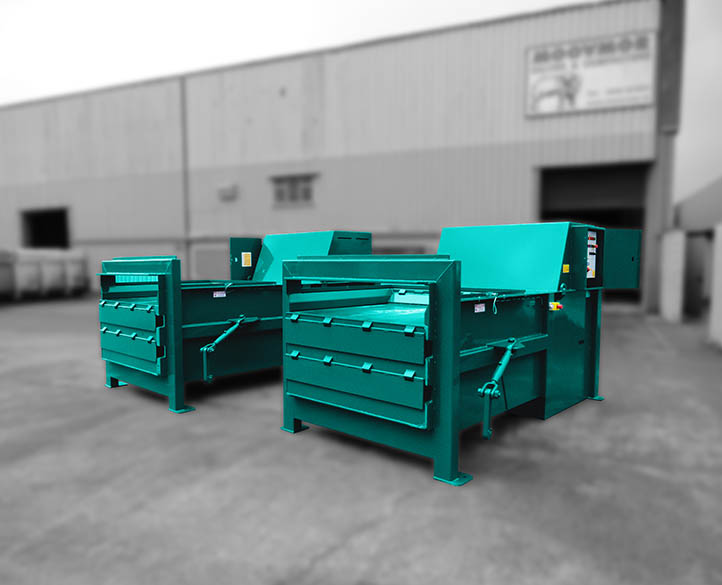 static compactor systems