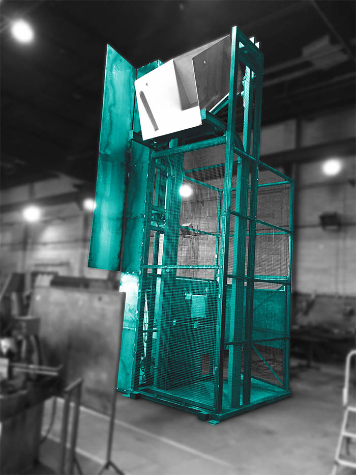 A customised bin lifting solution by Moovmor